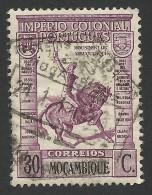 Mozambique, 30 C. 1938, Scott # 275, Used. - Mozambique