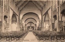 BELGIQUE - FLANDRE OCCIDENTALE - ZONNEBEKE - De Kerk. - Zonnebeke