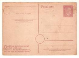 Tarjeta  De Alemania , - Sin Clasificación