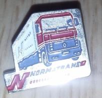 Pin's Camion NORMATRANS  P47 - Transportation