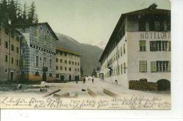 I-38020 Ansichtskarte COL/LIT Rabbi - Cartoline