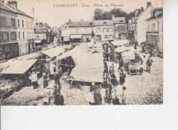OISE - LIANCOURT - Place Du Marché - Liancourt