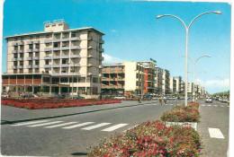 # CARTOLINA VENETO SOTTOMARINA - LUNGOMARE VIAGGIATA 1964 VERSO MILANO  – INDIRIZZO OSCURATO PER PRIVACY CONDIZIONI BUON - Italia