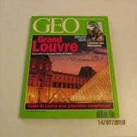 GEO N°165 (11/1992) : LE GRAND LOUVRE - Géographie