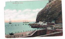 AF-615    SAINT-HELENA : The Wharf - Saint Helena Island