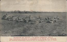 Postcard RA004199 - Balkan Wars 1912 - 1913 - Guerres - Autres