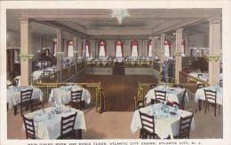 Interior Main Dining Room and Dance Floor In Casino Atlantic Cit