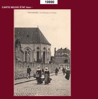 19990 CPA CPM CPSM Carte Postale COUTANCES SEMINAIRE POSTE - Non Classés