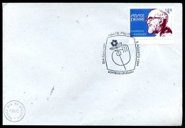 URUGUAY - ABATE PIERRE EMAUS Cancel On Cover VF - Uruguay