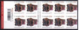 Belgie 2009 Europalia Booklet 106 *** PLAKPRIJS OPRUIMING *** - Carnets 1953-....