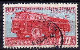 CSSR 1964 - Feuerwehr, Fire Fighter - Feuerwehr
