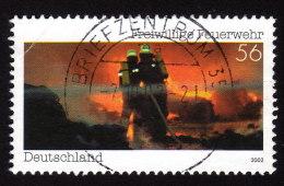 BRD 2002 - Feuerwehr, Fire Fighters - Feuerwehr