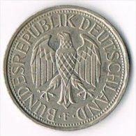 Germany Federal Republic 1992F 1 Mark - 1 Mark