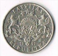 Latvia 1992 1 Lats - Latvia