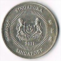 Singapore 2011 50c - Singapore