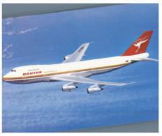 (PH 999) Australia - QANTAS 747B - 1946-....: Moderne