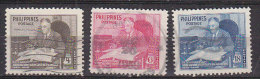 PGL - FILIPINAS PHILIPPINES Yv N°363/65 - Filippine