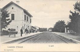 LENCLOITRE La Gare - Lencloitre