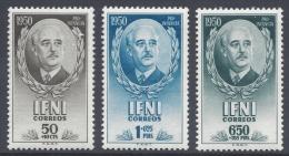 ESPAÑA SPAIN IFNI 1950 Nº 68/70 ** - Ifni