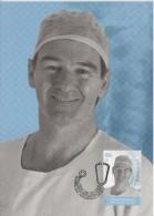Australia Maximum Card Mi 3721 - Postal Stationery - Medical Doctor - Chris O'brien - 2-12 - Maximumkaarten