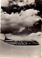 """Dans Le Ciel De France """"VISCOUNT"""" De La Compagnie Air-France - 1946-....: Moderne"""