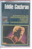 "K7 Audio - EDDIE COCHRAN "" SUMMERTIME BLUES ""  24 TITRES - Audiokassetten"