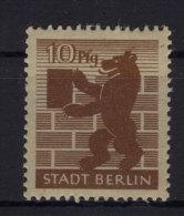 Berlin Michel No. 4 A a wa z s ** postfrisch / gepr�ft BPP Dr. Jasch