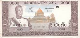 Laos Note, P14, (1963), 1000-KIP NOTE - Laos