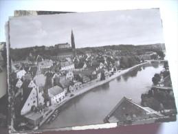 Duitsland Deutschland Bayern Landshut Isar - Landshut