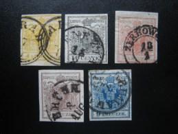stamps Oostenrijk