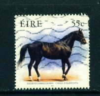 IRELAND  -  2011  Horses  55c  Used As Scan - Used Stamps