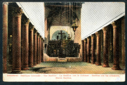 Bethlehem, The Basilica, Basilique Colonade, - Israel