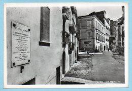 Teano - Via Mercato - Caserta