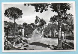 Teano - Viale Santa Reparata - Caserta