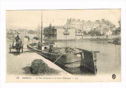 Le Port D'Amont Et Le Sport Nautique - Amiens