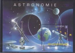 Belgie 2009  Europa Astronomy BF 167 *** PLAKPRIJS OPRUIMING *** - Blocs 1962-....