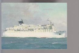 """Cpm ,   Car Ferry """" Esterel """" , Non   Voyagé - Fähren"""