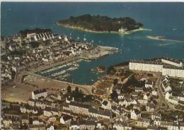 DOUARNENEZ TREBOUL Le Port De Plaisance De Tréboul Et L'île Tristan - Douarnenez