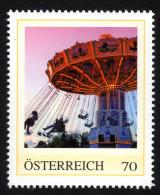 ÖSTERREICH 2011 ** Luftikus, Ringelspiel, Wiener Prater - PM Personalized Stamp MNH - Private Stamps