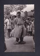 CPSM PF - Cote D' Ivoire - Region De Man - Danseur Gene - Yakouba (Exclusivité Andre Lesieur) - Côte-d'Ivoire