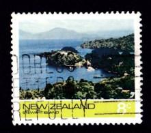 New Zealand 1974 Offshore Islands 8c Stewart Island Used - New Zealand