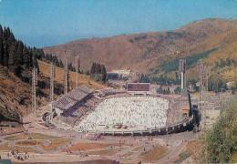 Kazakhstan - Sports - Stades - Stade - Stadium - Stadio - Almaty - Alma Ata - Semi Moderne Grand Format - état - Kazakhstan