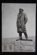 MOSCOW. .  LENIN MONUMENT Near Illicha Plant 1968 - Monuments