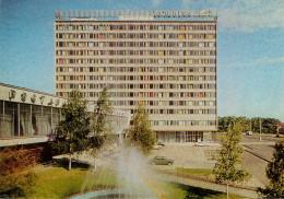 Bielorussie - Belarus - Mihck - Minsk - Yubileynaya Hôtel - Semi Moderne Grand Format - 2 Scans - Bon état Général - Belarus