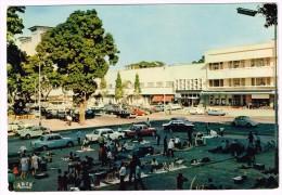 E3110 Congo Ex Zaire - Kinshasa - Exposition Vente De L´artisanat Du Congo - Auto Cars Voitures / Non Viaggiata - Kinshasa - Leopoldville