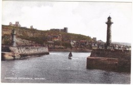 Harbour Entrance, Whitby  - Unused - Whitby