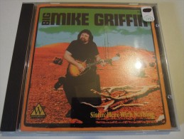 Big Mike Griffin - Sittin' Here With Nothing - Waldoxy Wcd2811 - Rock