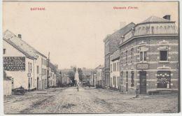 25641g  SERRURIER - POELIER - PLOMBIER - EMILE URBAIN-ELIAS - CHAUSSEE D'ARLON - Bastogne - 1908 - Bastogne