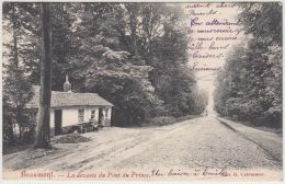 25665g AUBERGE - DESCENTE DU PONT DU PRINCE  - Beaumont - Beaumont