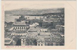 25672g  BEYROUTH - Panorama  - Tarazi & Fils Editeur - Liban
